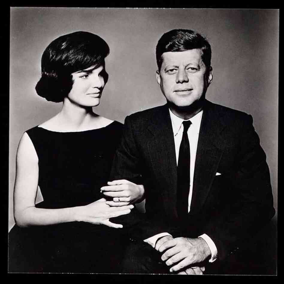 President-elect John F. Kennedy and his wife, Jackie