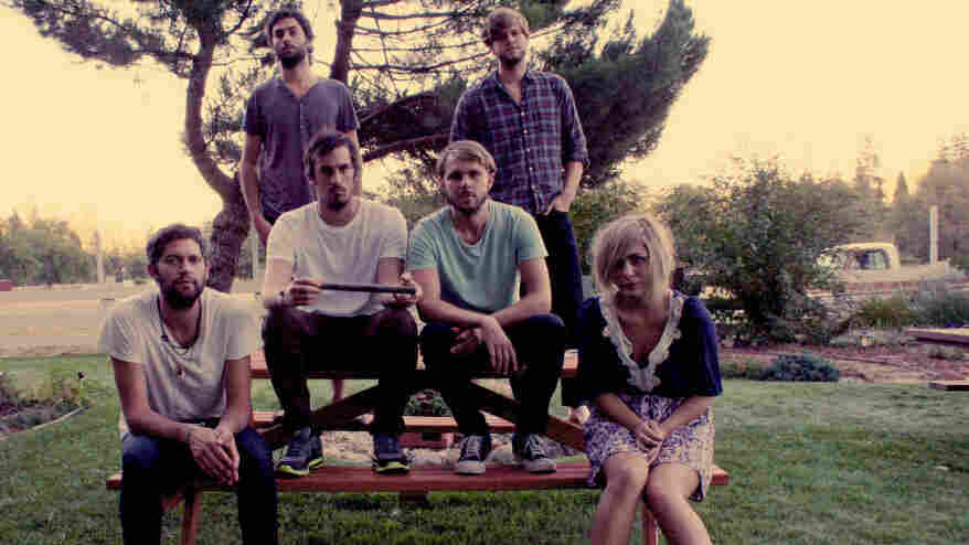 """Seattle band The Head and The Heart is this week's """"World Cafe: Next"""" artist."""