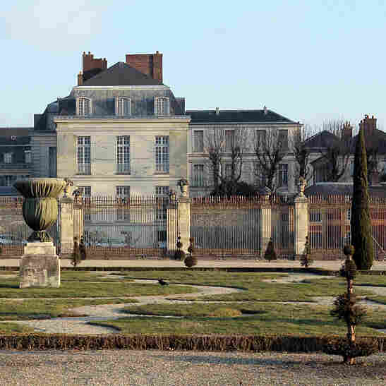 The Palace of Versailles, west of Paris, will have its Hotel du Grand Controle, the traditional home of the chateau's treasurers, converted into a luxury hotel as part of a plan to pay for renovations at some of France's historic buildings.