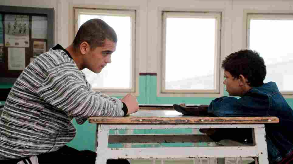The sins of the brother: An incarcerated teenager (George Pistereanu) scrambles to keep his little brother (Marian Bratu) from being taken away to Italy -- by their mom.