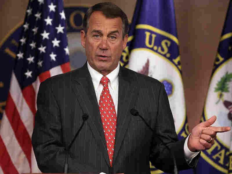 Rep. John Boehner (R-OH) becomes speaker of the House on Wednesday.