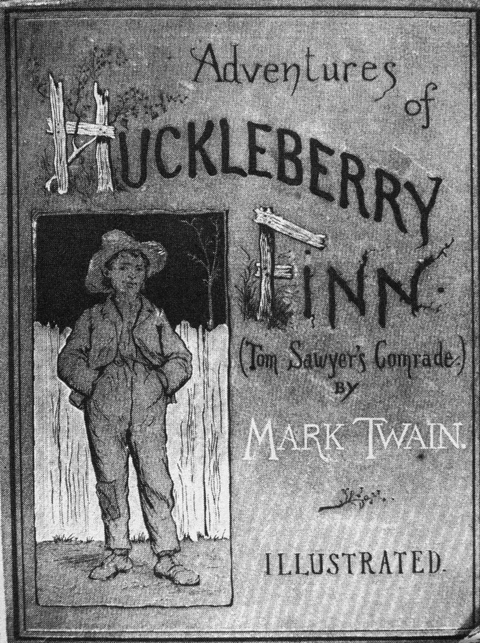 a close reading of huckleberry finn The adventures of huckleberry finn by mark twain a glassbook classic huckleberry finn the adventures of huckleberry finn (tom sawyer's comrade) by mark twain.