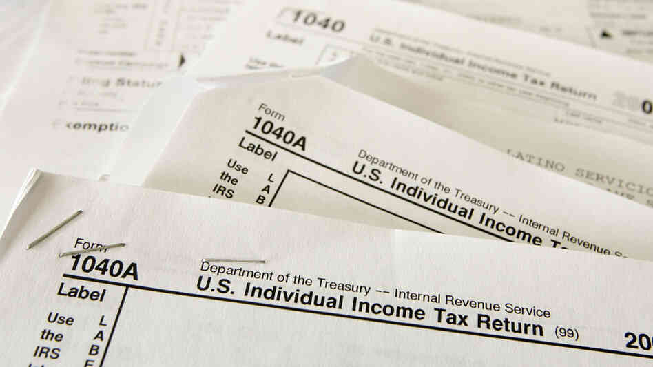 More than 45 million people -- or about one-third of the nation's approximately 140 million taxpayers -- itemize their deductions. Those taxpayers will have to wait until sometime next month to file their returns.