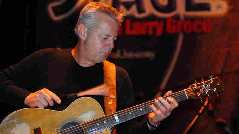 Tommy Emmanuel On Mountain Stage