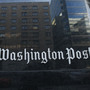 A 'Washington Post' sign