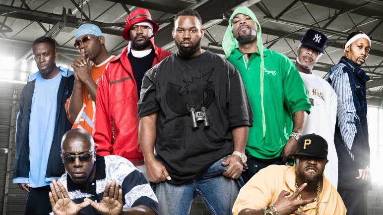 Nine Rappers, One Wu-Tang Clan