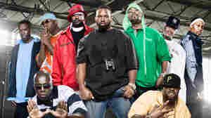 Nine Rappers, One Wu-Tang Clan
