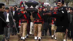 Pakistan Governor Buried; Some Praise His Killer