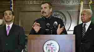 Los Angeles Police Chief reports lowest homicides in four decades.