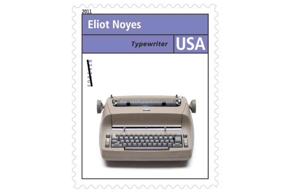 """Eliot Noyes bridged the gap between business and art ... He is best remembered for his long working relationship with IBM, for whom he designed buildings, interiors, and a range of office equipment, like the iconic 1961 'Selectric' typewriter."""
