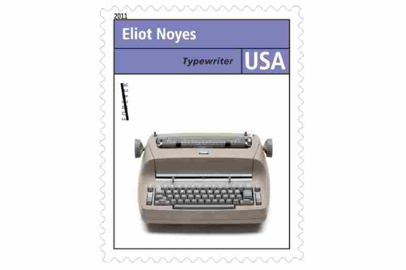 """""""Eliot Noyes bridged the gap between business and art ... He is best remembered for his long working relationship with IBM, for whom he designed buildings, interiors, and a range of office equipment, like the iconic 1961 'Selectric' typewriter."""""""
