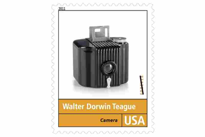 """""""Known as the 'dean of industrial design,' Walter Dorwin Teague believed that good artistic design fit both form and function into a single aesthetic package. During his career-long collaboration with Eastman Kodak Company, he designed several popular cameras, including the 1934 'Baby Brownie.'"""""""