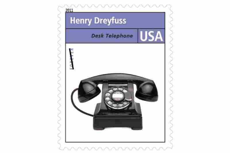 """""""Henry Dreyfuss considered the user to be the center and focus of his industrial design work. ... His design for the 1937 Model 302 Bell telephone featured a new handset and base that improved the balance and appearance of the nation's most popular telephone."""""""