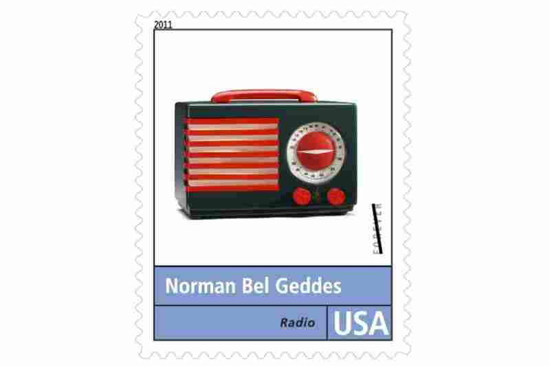 """""""A founding member of the American Society of Industrial Designers, Norman Bel Geddes was a noted champion of streamlining. ... The author of highly influential books on design and urban planning, Bel Geddes created visionary new looks for cars, trains, planes, buildings, even entire cities."""""""