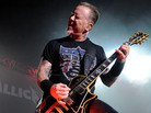 James Hetfield of Metallica.