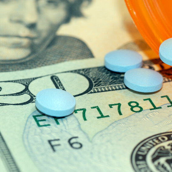 PrEP's Still Too Costly For Many People At Risk For HIV