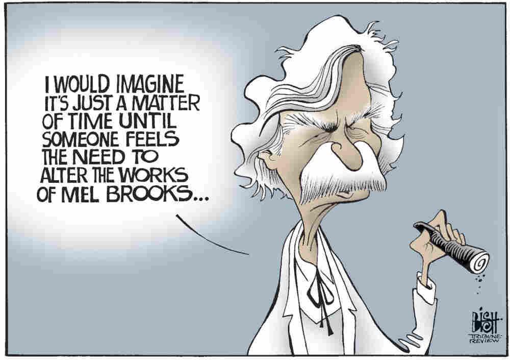Mark Twain Censored
