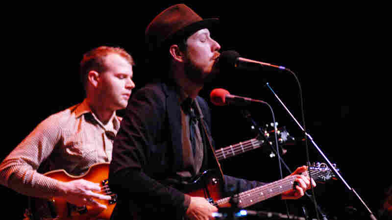 Vetiver, The DePue Brothers On Mountain Stage