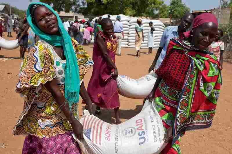 The sudden influx of people has caused considerable strain on the already fragile nation. The U.N. has appealed for more than $32 million in emergency funds to help support returning southern Sudanese.
