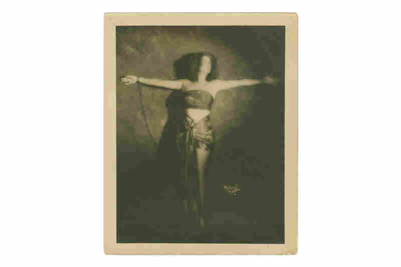 Rose Louise Hovick, shortly before becoming Gypsy Rose Lee.