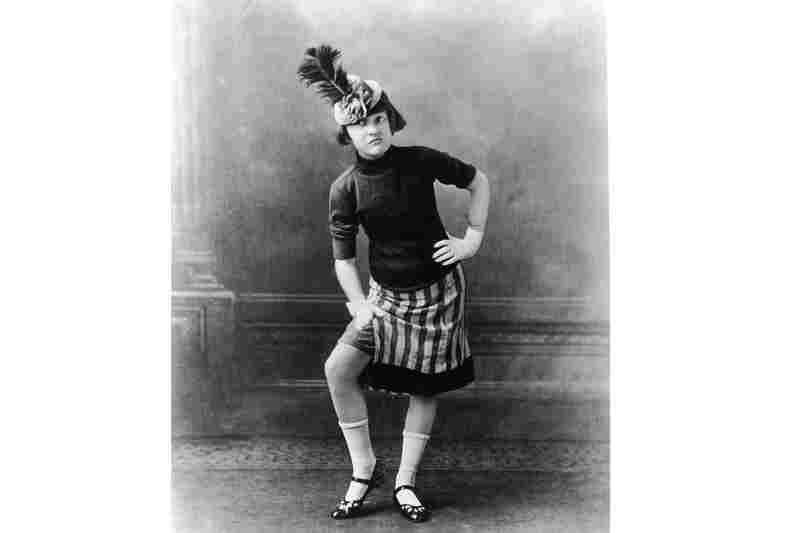 Born Rose Louise Hovick (and shown here at age 10), she reinvented herself as Gypsy Rose Lee.
