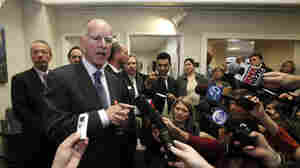 In California, New Governor Faces Budget Woes