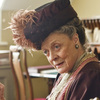 Dame Maggie Smith plays Violet, Dowager Countess of Grantham, in Downton Abbey.