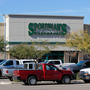 The Sportsman's Warehouse where the Glock 9mm handgun was reported purchased by Jared Lee Loughner who allegedly opened fire outside a Safeway grocery store in Tucson the day before on January 9, 2011.