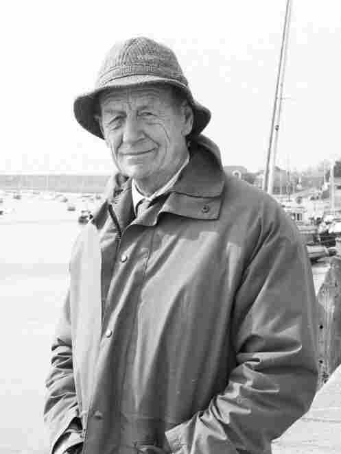 This undated photo shows William Trevor, author of Cheating at Canasta, Love and Summer and several other notable books.