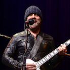 Black Dub, Daniel Lanois' new band, played in Mountain Stage.