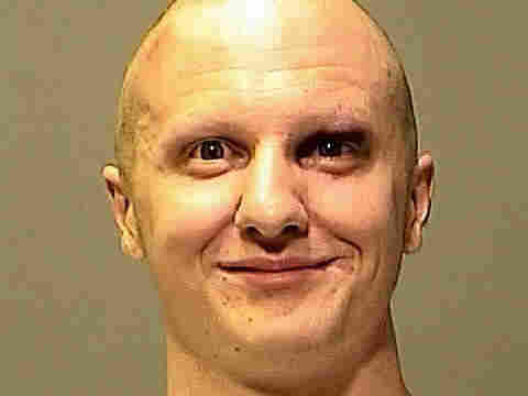 A photo of Jared Loughner released by the Pima County Sheriff's Department.