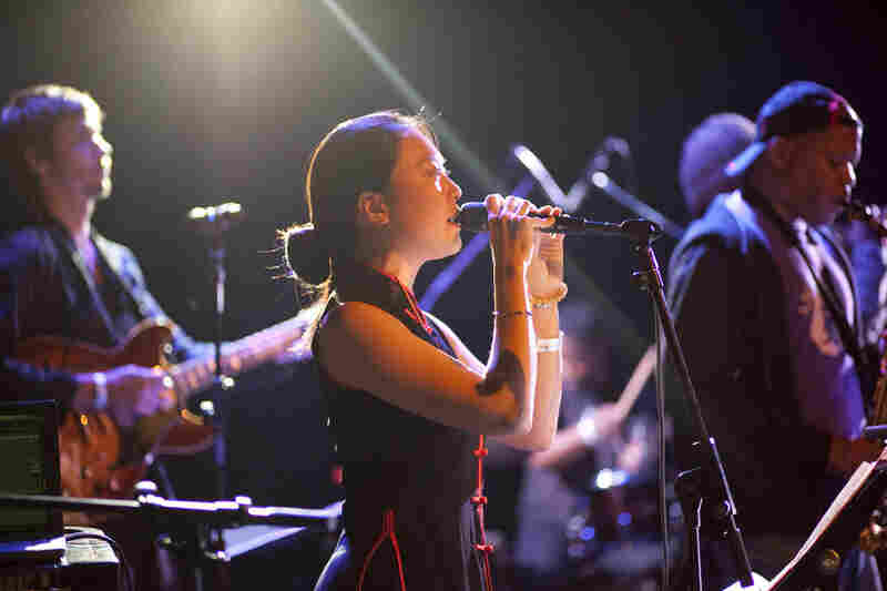 Jen Shyu performs with Steve Coleman and Five Elements.