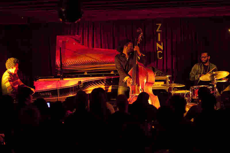 The current incarnation of pianist Jacky Terrasson's trio features unrelated peers Ben Williams on bass and Jamire Williams on drums.