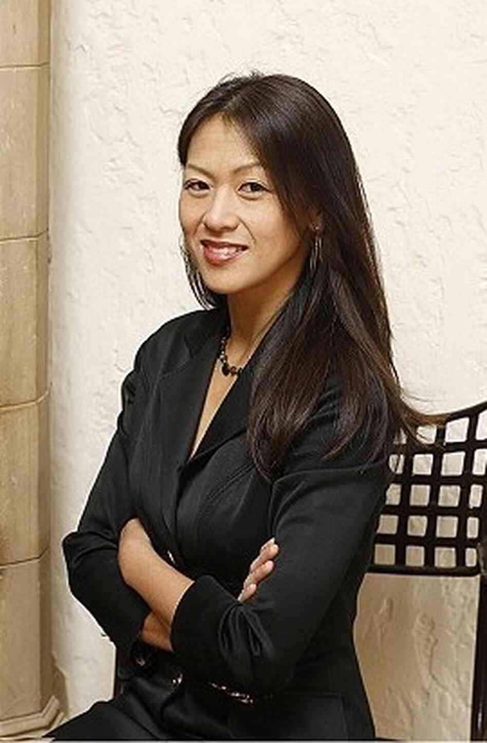 Amy Chua is the author of two books on globalization an