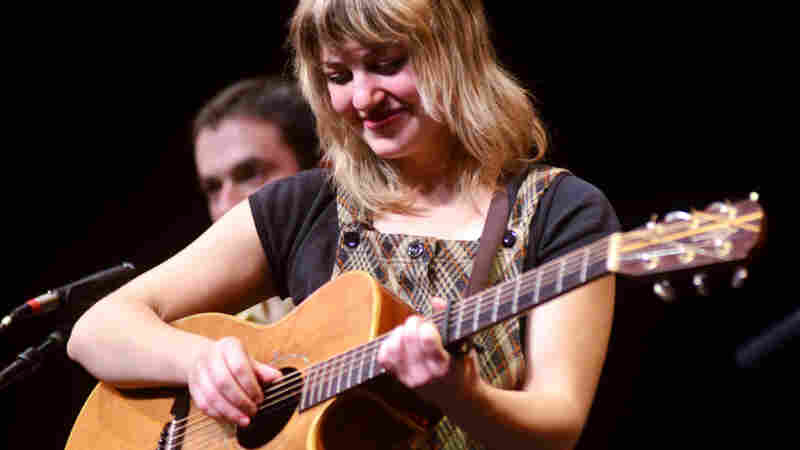 Anais Mitchell On Mountain Stage