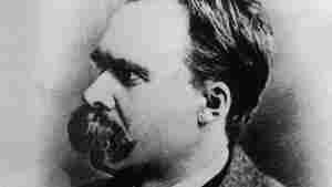 German existentialist philosopher Friedrich Nietzsche is seen in an undated photo.