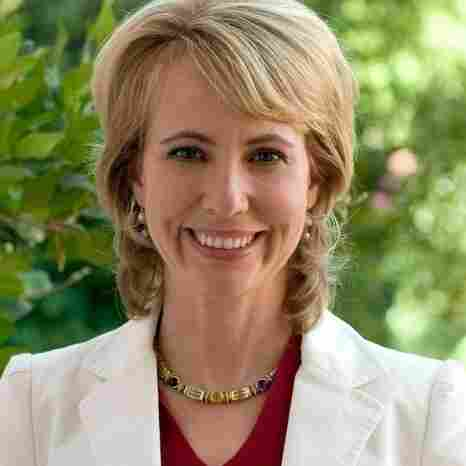 Rep. Gabrielle Giffords, shown in an undated handout from her campaign office.