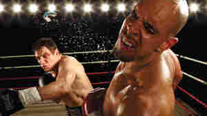 """Holt McCallany plays Patrick Leary, a retired boxer itching to make a comeback in the new FX drama """"Lights Out."""""""