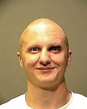 Accused Tucson gunman Jared Loughner.