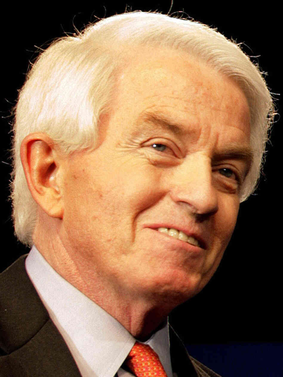 U.S. Chamber of Commerce President Tom Donohue