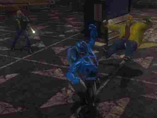 Screenshot from D