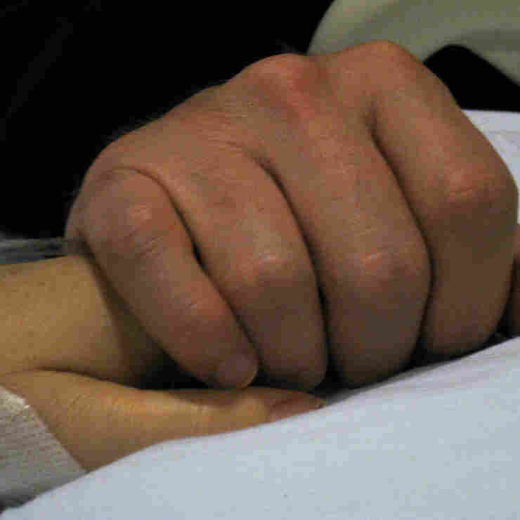 Giffords' Hospital Hand-Hold: The Power Of A Simple Snapshot