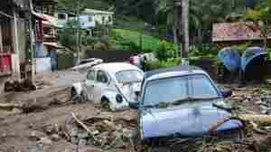 Mudslides Kill Hundreds In Brazil