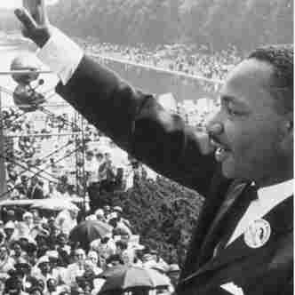 'I Have A Dream' Speech Writer Almost Didn't Write It