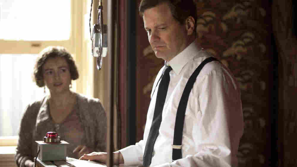"You're On: Helena Bonham Carter and Colin Firth join ""King's Speech"" director Tom Hooper and others connected to The King's Speech for a conversation with KCRW's Matt Holzman tonight, Jan. 13, starting at 9:45 pm Pacific Time. You can watch the video here -- and submit questions in the widget below."