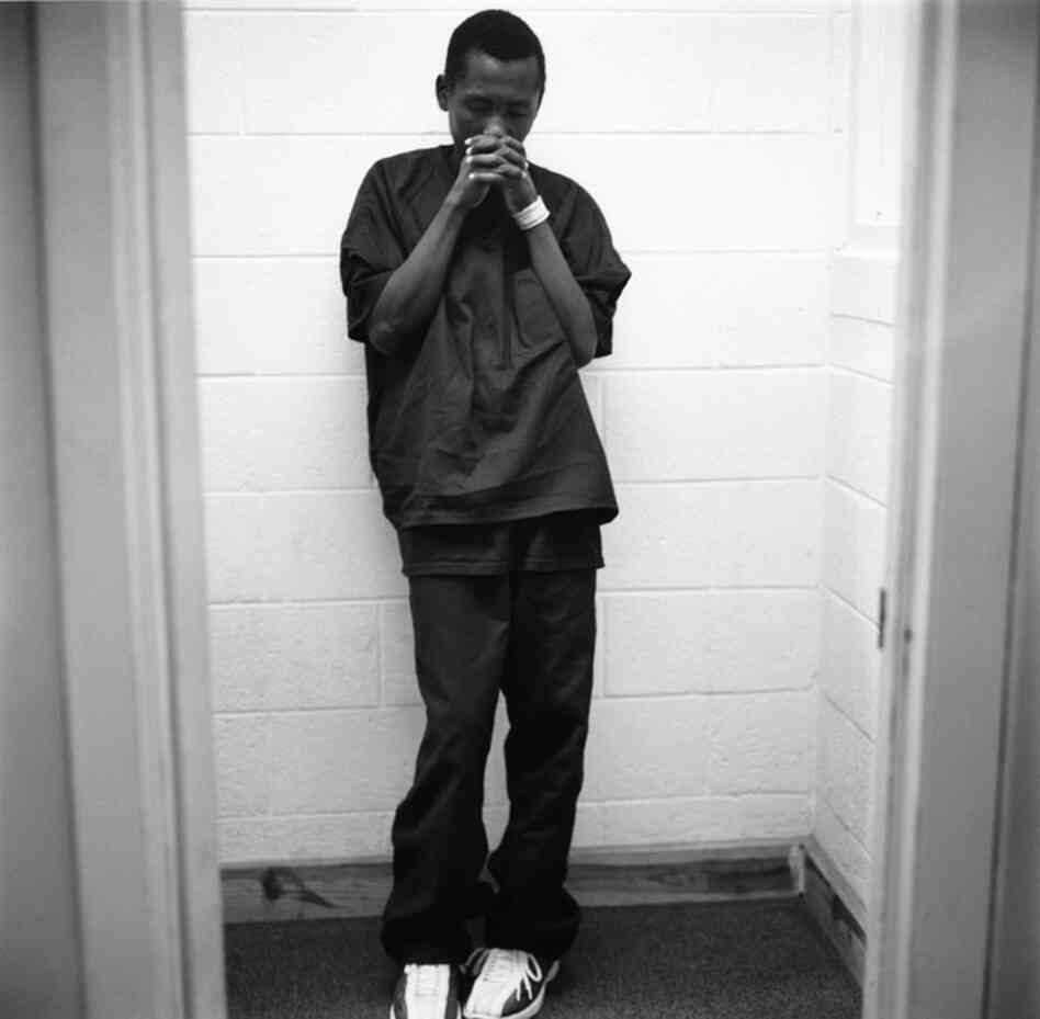 David Joseph, Krome Detention Center, Miami, Florida, 2003