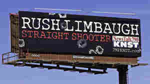 Clear Channel Pulls Limbaugh's 'Straight Shooter' Billboard In Tucson