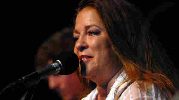 Carlene Carter On Mountain Stage