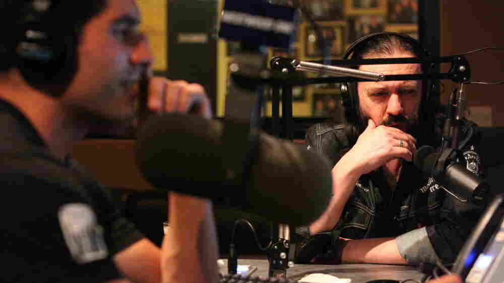 Mike Catherwood, Lemmy Kilmister
