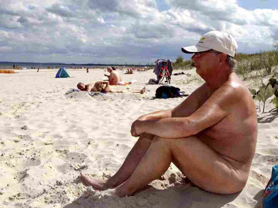 The Philadelphia band Nude Beach has gained a following in the naturist community -- but the Facebook fans don't listen to the music.